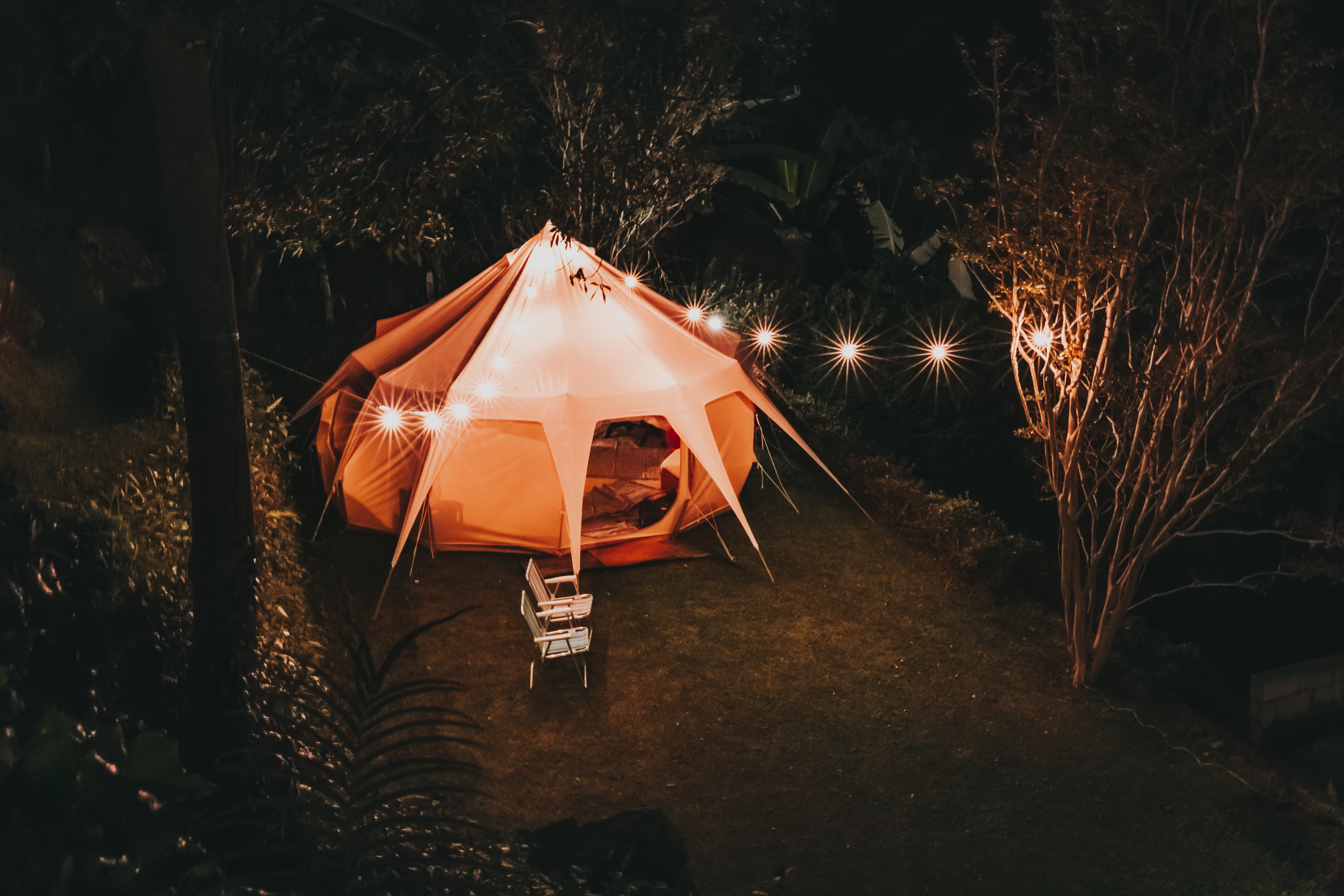 Get Camping Wallpaper  Background